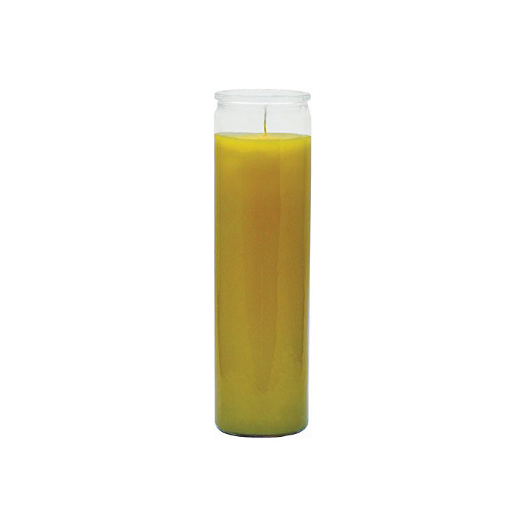 7 Day Candles Wholesale Glass