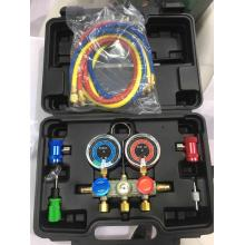 China for Ac Manifold Gauge Set R1234YF MANIFOLD GAUGE WITH QUICK COUPLER export to Zambia Suppliers