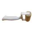 Wood Rolling Pin for Baking with Plastic Handle