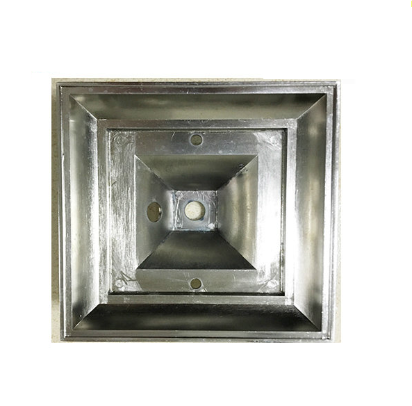 Aluminum Alloy Die Casting Furniture Connector Parts
