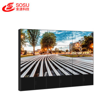 3.5mm bezel seamless LCD video wall