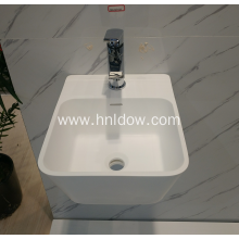 New Pure Acrylic Wall Hang Washbasin
