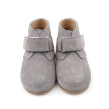 Winter Newborn First Walker Leather Baby Boots