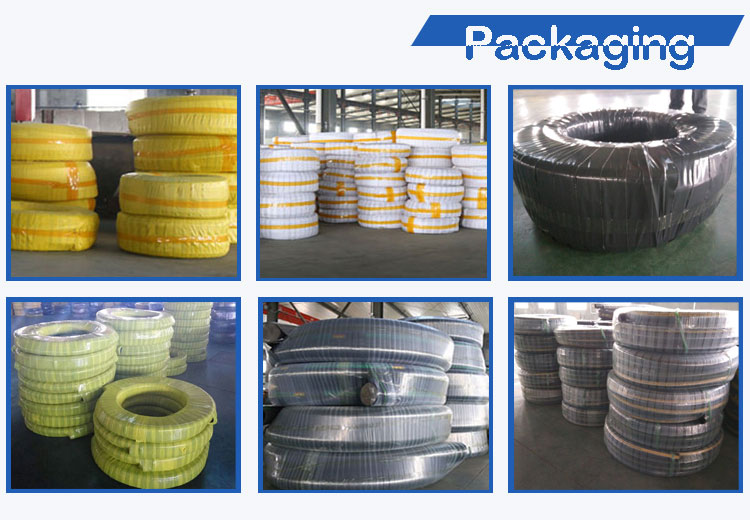 Water Discharge Hose Packaging