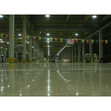 Construction of concrete sealing curing