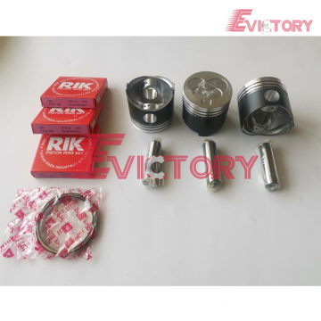 MITSUBISHI engine pistons L3E piston ring