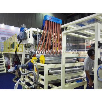 CL-70/100/70A PE Plastic Sheet Machine