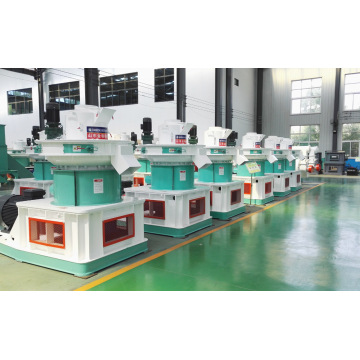 Biomass Wood Pellet Press Machine line
