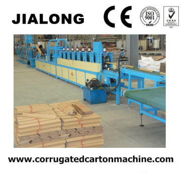 Paper edge protector machine jialong