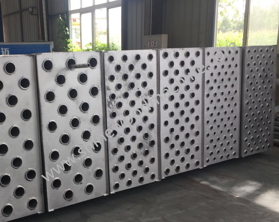 Veneer Dryer Heat Exchanger