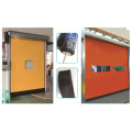 Industrial Automatic PVC Freezer Zipper Door