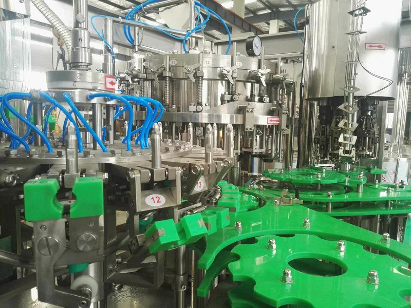 Small Beer Bottling Machine Equipment Cost