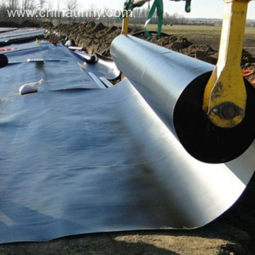 Top quality virgin HDPE geomembrade made in 1.5mm