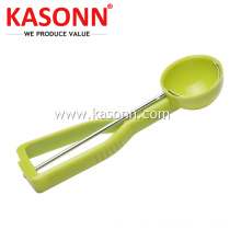 Plastic Ice Cream Cookie Scoop with Food Grade