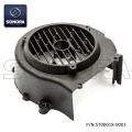 152QMI GY6-125 Fan cover (P/N:ST00018-0001) Top Quality