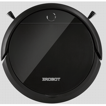 2D map navigation robot vacuum cleaner
