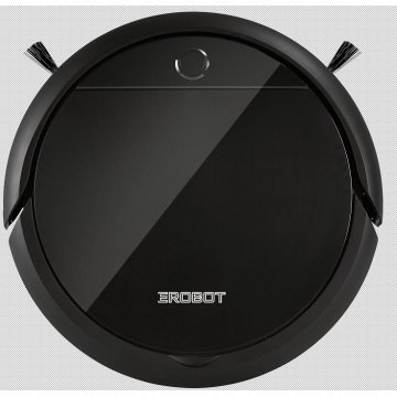 App mapping navigated robotic vacuum cleaner