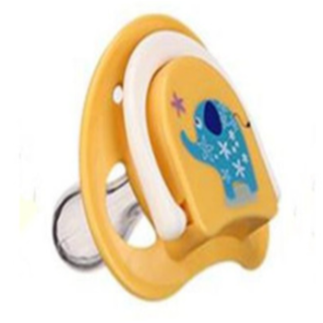 Safety Infant Silicone Pacifier With Real Sense L