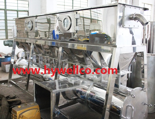 Crude Drug Drying Machine