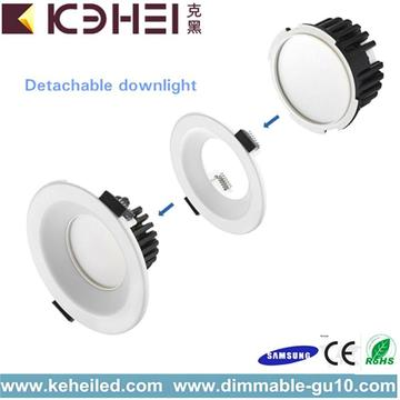 2 Years Warranty Round Shape dimmable LED Downlight