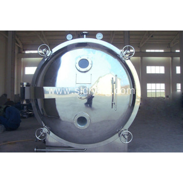 YZG Circular Static Vacuum Dryer