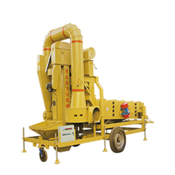 Grain seed cleaner machine