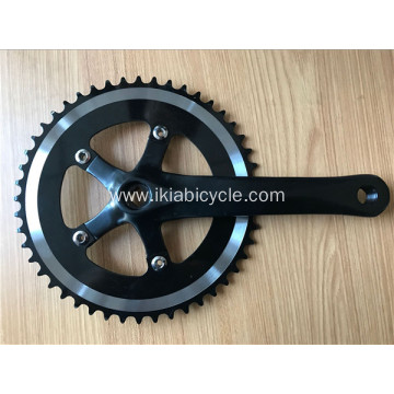 Single Chainwheel Cranks for Lady Bike