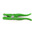 Cattle tag applicator , cow ear tag forceps