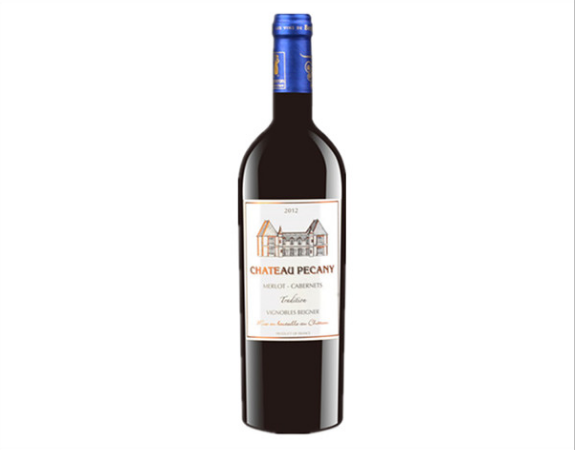 Red Wine Chateau Pecany