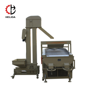 Soybean Cassia Seed Grain Destone Gravity Machine