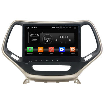car stereo for Cherokee 2016-2017