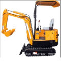 New electric mini excavator prices