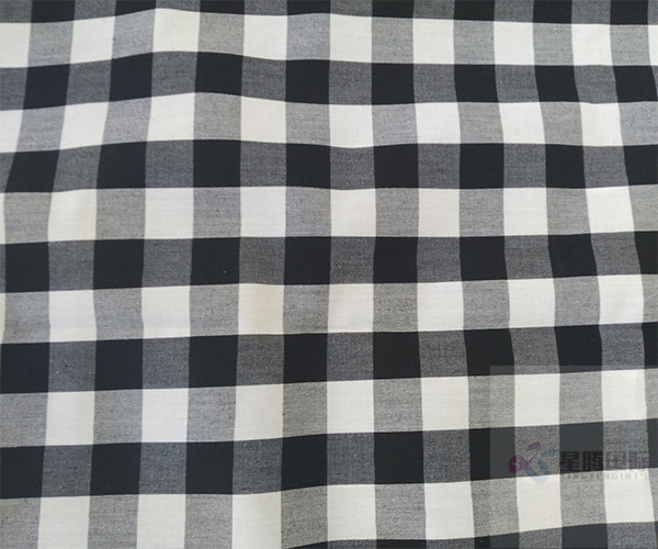 High Quality Soft Touch 100 Cotton Yarn Fabric
