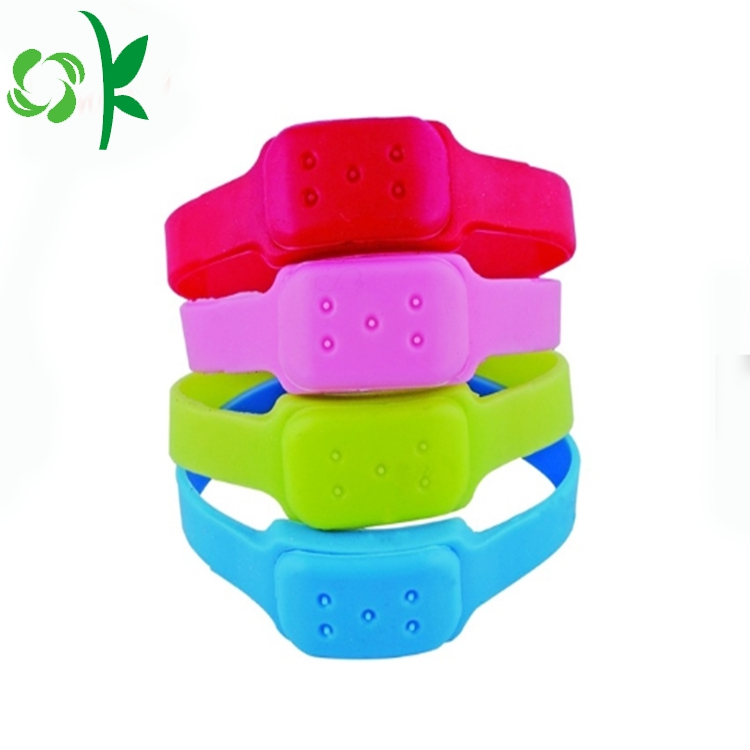 Silicone Mosquito Repellent Band