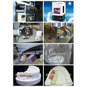Demetdent dental cnc milling machine