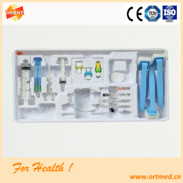 Disposable Spinal-Epidural anesthesia kit for hospital