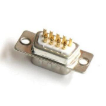 D-SUB Male Dual Row Solder Type(stamped Pin)
