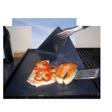 Non-stick And Reusable BBQ Liner By Ptfe Fiberglass Fabric