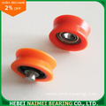 High Performance Sliding Window Plastic Bearing Roller