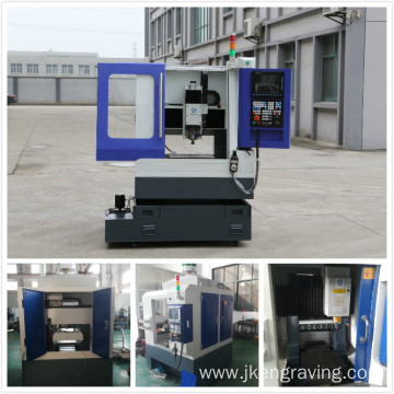 Jade CNC Engraver Machine 4 Axis