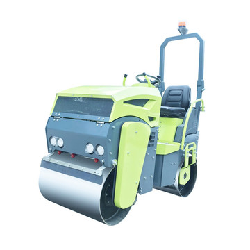 1 Ton Hydraulic Vibratory Roller Compactor Africa