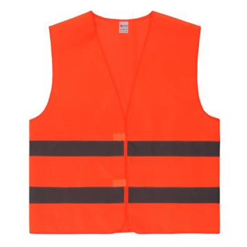 Hot sell 100% polyester reflective warning vest