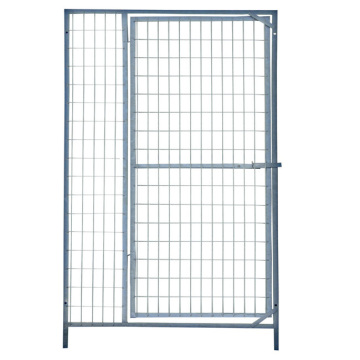 new style and galvanized comfortable dog kennel cage