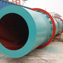 China New Product for Coal Rotary Dryer 5.5kw Low Power Consumption Coal Rotary Dryer supply to Morocco Factory