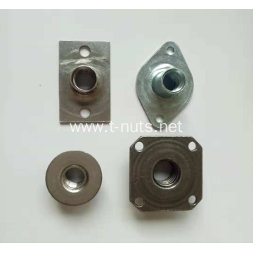 Full thread Special customized Rock climbing nut