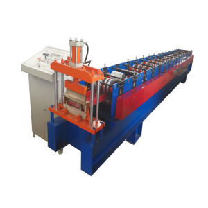 Metal Sheet Standing Seam Roll Forming Machine