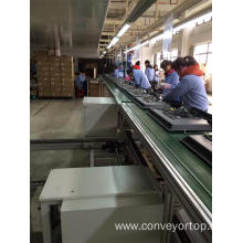 TV Assembly Line Belt Conveyor System
