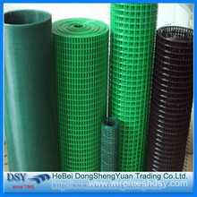 10 Gauge PVC coated Galvanized Welded Wire Mesh