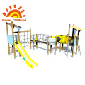 Outdoor Playground Kids Combination For Sale