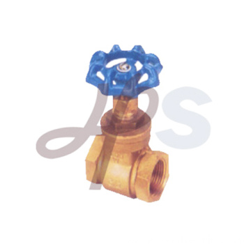 BSP thread hand wheel brass gate valve for water supply